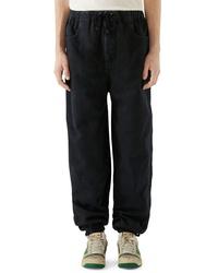 Gucci Denim Jogger Pants