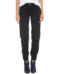 Joe's Jeans Flight Zip Ankle Joggers