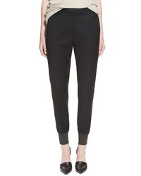 James Jeans High Rise Slimmer Fit Jogger Pants