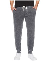 Alternative Light French Terry Burnout Campus Joggers Casual Pants