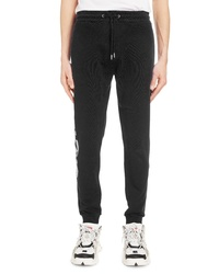 Kenzo Logo Graphic Cotton Sweatpants