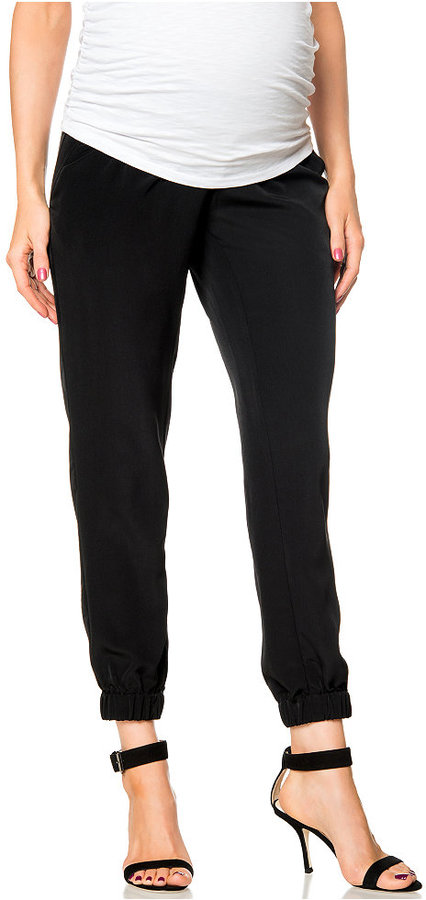 cheapest sale sells attractive colour $78, A Pea in the Pod Maternity Foldover Jogger Pants