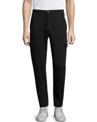 Michael Kors Michl Kors Terry Cotton Cargo Sweatpants