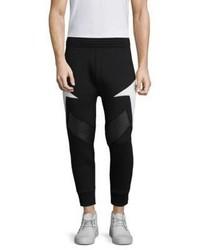Neil Barrett Modernist Cotton Sweatpants