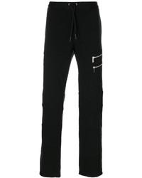 Versace Multi Zip Joggers