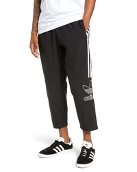 adidas Originals Outline Cropped Pants