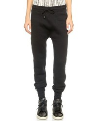 Rag and Bone Rag Bonejean Leyton Long Rise Sweatpants