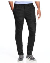 Sean John Slim Fit Coated Jogger Jeans