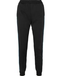Prada Striped Tech Jersey Track Pants