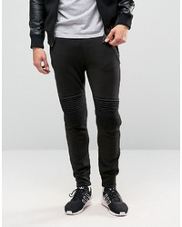 ONLY & SONS Sweat Jogger With Cuff Bottom Knee Detail