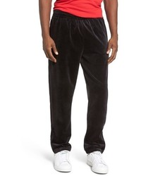 Fila Usa Slim Fit Velour Track Pants