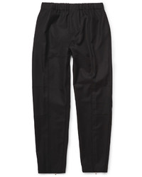 Givenchy Zip Detailed Wool Trousers