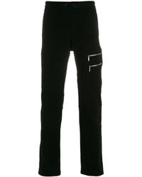 Versace Zip Embellished Joggers