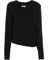 MM6 MAISON MARGIELA Asymmetric Sweatshirt