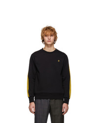 Stella McCartney Black And Yellow Idol Sweatshirt