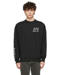 Converse Black Basquiat Edition Samo Sweatshirt