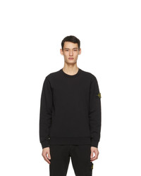 Stone Island Black Classic Sweatshirt
