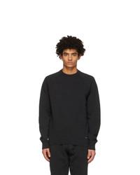 Tom Ford Black Gart Dyed Sweatshirt