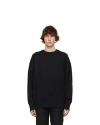 Givenchy Black Oversized Chain Sweatshirt