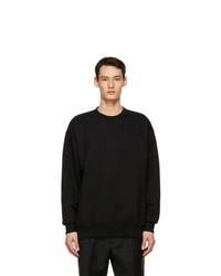 Acne Studios Black Pink Label Sweatshirt