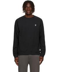 Paul Smith Black Top Long Sleeve T Shirt
