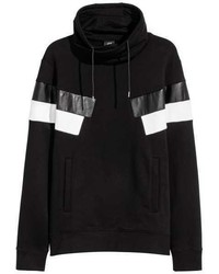H&M Chimney Collar Sweatshirt