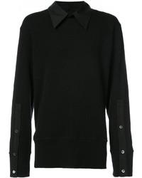 Ann Demeulemeester Collared Sweater