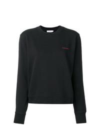 Calvin Klein Contrast Logo Sweatshirt