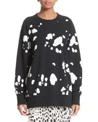 Marc Jacobs Dalmatian Print Sweatshirt