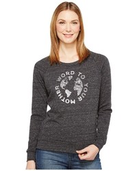 Alternative Eco Slouchy Pullover Sweatshirt