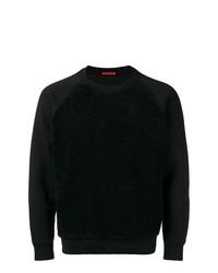 Barena Fluffy Panel Sweatshirt