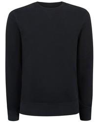 Selected Homme Black Sweatshirt