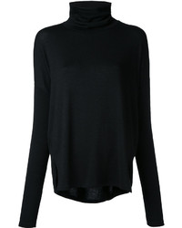 Rag & Bone Jean Roll Neck Sweatshirt