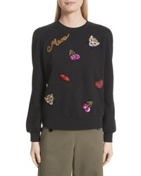 Kate Spade New York Patch Sweatshirt