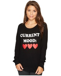 PJ Salvage Pj Salvage Current Mood Sweatshirt Sweatshirt