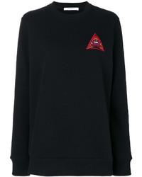 Givenchy Pyramid Eye Sweatshirt