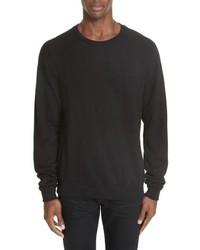 John Elliott Raglan Crewneck Sweatshirt