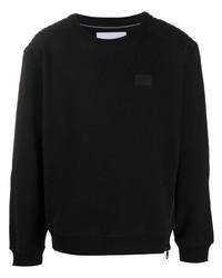 Calvin Klein Jeans Ribbed Shoulder Sweatshirt