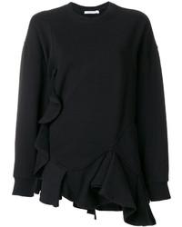 Givenchy Ruffled Sweatshirt