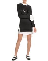 Karl Lagerfeld Sweatshirt With Sequins