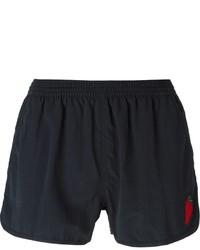 AMI Alexandre Mattiussi Ami X Tobias Guttmann Strawberry Swim Shorts