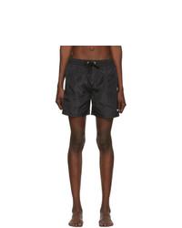 Diesel Black Caybay Swim Shorts
