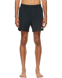 Vetements Black Logo Tech Swim Shorts