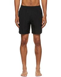 True Tribe Black Neat Steve Swim Shorts