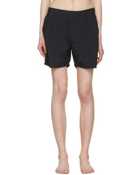 Stone Island Black Pocket Swim Shorts