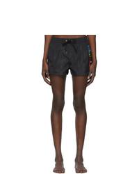 Diesel Black Sandy Swim Shorts