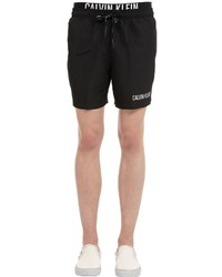 Calvin Klein Underwear Double Waistband Nylon Swim Shorts