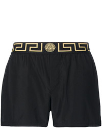 Versace Greek Key Swim Shorts