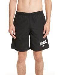 Givenchy Logo Swim Trunks
