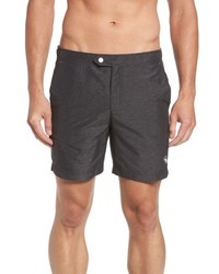 Ted Baker London Textured Swim Trunks